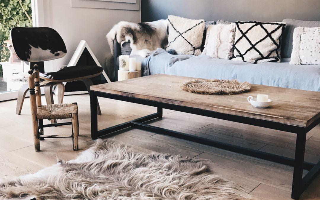Des meubles type chalet et autres?